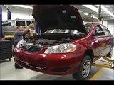 Automotive Repair:  Servicing disc brakes