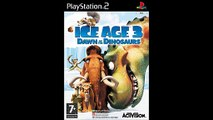 Ice Age 3- Dawn of the Dinosaurs Game Music  Defeat the Dinosaurs
