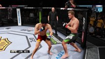EA SPORTS™ UFC® give fun with bruce lee