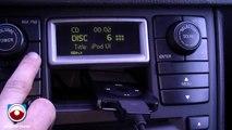 Dension Gateway 500 iPod interface in an Audi Q7 - video