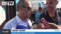 """Cyclisme - Tour de France / Lavenu : """"On ne va pas rester sur une déception"""""""