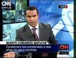 Matías Catrileo: condenan a carabinero que mató Matías