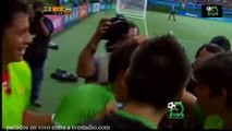 Mexico vs Argentina 1-0 Futbol Final Panamericanos Guadalajara 2011 HD