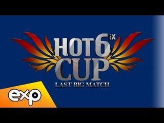 Ro8 Match1 Set1, 2013 HOT6ix CUP Last Big Match  - Starcraft 2