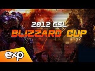PartinG vs viOLet (PvZ) Set 1 2012 GSL Blizzard Cup - Starcraft 2