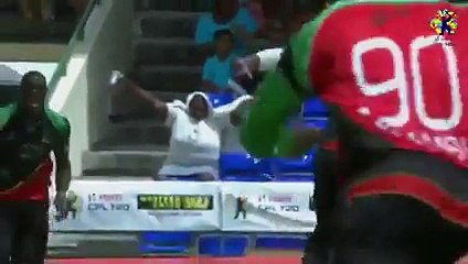 watch Different Styles of Celebration in CPL T20 2015