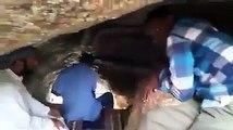 غار ثور کا دلکش منظر