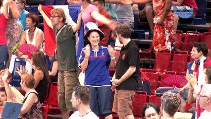Le Journal de l'Euro Volley Sourd du 5 juillet 2015