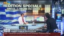 """Édition Spéciale Grèce: Philippe Dessertine: """"Si la BCE coupe le robinet, les banques grecques seront immédiatement en faillite"""" - 05/07"""