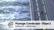 Paysage du jour / Landscape of the day - Étape 2 (Utrecht > Zélande) - Tour de France 2015