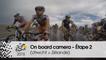 Caméra embarquée / On board camera - Étape 2 (Utrecht / Zélande) - Tour de France 2015