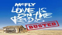 McFly - Love Is On The Radio (McBusted Version) HD Audio