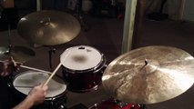 Uptempo Jazz Ride Pattern - 310 bpm - Tony Williams Ride