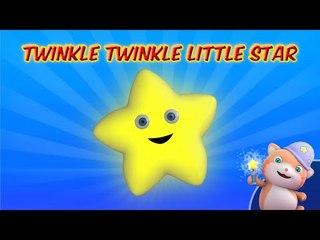 Twinkle twinkle little star - Looi TV for kids