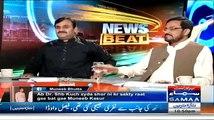Hot Debate Between Qazi Faiz PAT And Shakeel Awan PMLN