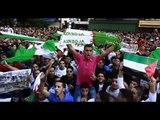 الجزائر--تحي فلسطين رغم انف كل جبان