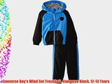 Converse Boy's Wind Set TrackSuit Converse Black 12-13 Years