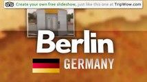Arriv - Berlin, Germany (berlin vu de la coupole du parlement, arrivée � berlin)