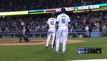HomeRun (10) de Adrian Gonzalez de Dodgers de Los Angeles