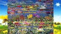 Doña primavera, poema y flores - Gabriela Mistral  -  tube1927