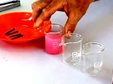 Experiment Chemistry: Cleaning Rusty Metals | cool science experiments, | school science projects,