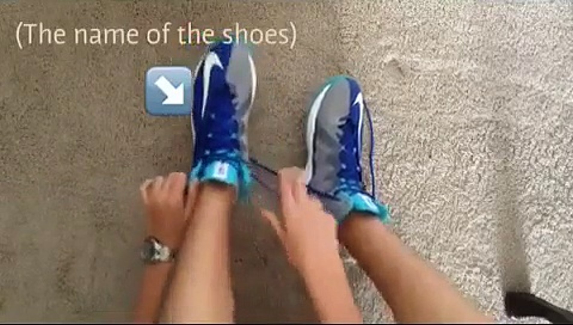 How to tie your shoes easily