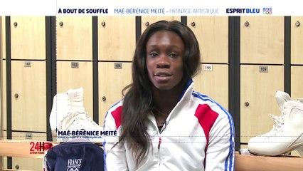 Esprit Bleu / Maë-Bérénice Meité