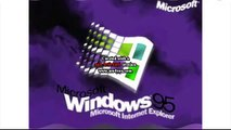All Microsoft Windows Startup and Shutdown Sounds   From 3 0 - 7