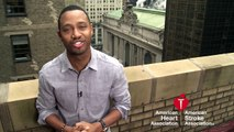 American Stroke Association Hip Hop Video Competition Promo Video with 106 & Park Host Terrence J.