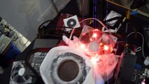 Concours d'overclocking SOC sous Azote Liquide : Stand PCiNpact