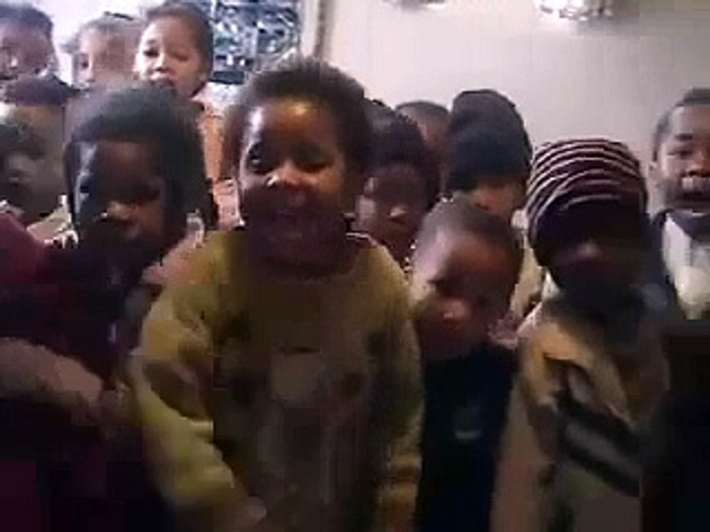 African Kids . South Africa 2003