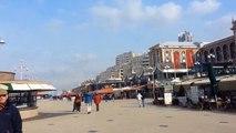 Scheveningen Beach (Pantai Scheveningen), Den Haag, The Netherlands