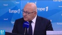 """Michel Sapin : """"L'Europe est devant une difficulté, pas dans la difficulté"""""""