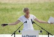 """Maréchal-Le Pen: """"bleu, blanc, rouge"""", pas """"black, blanc, beur"""""""
