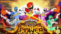 Power Rangers Dino Charge Unleash The Power ! Power Rangers Games