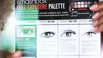 MAKE THE MOST OF YOUR EYE SHADOW PALETTE! FULL EXPOSURE PALETTE