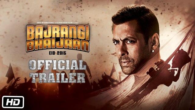 Bajrangi Bhaijaan Official Trailer   Salman Khan, Kareena Kapoor Khan, Nawazuddin Siddiqui