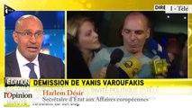 """TextO' : Grèce : Jean-Christophe Cambadélis (PS) : """"Nicolas Sarkozy, l'excité du bocal"""""""