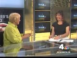 Jean Carper on NBC 4 - 100 Simple Things You Can Do to Prevent Alzheimer's