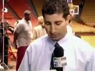 Amazing Basketball Shot (NBA)