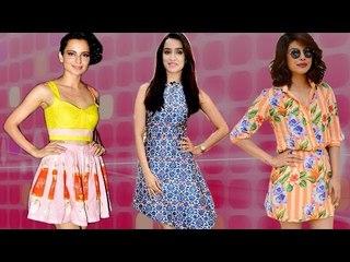 Bollywood actresses HOT SUMMER LOOK : Priyanka, Anushka, Shraddha or Kangana?