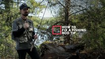 How To Fix A Fishing Rod - Replacing A Rod Tip