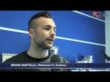 Verso #PerugiaCrotone, l'intervista all'ex Bruno Martella