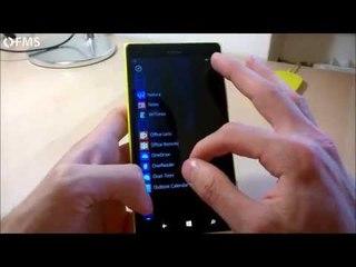 Windows 10 Smartphone: technical vers. 10080