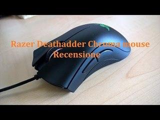 Razer DeathAdder Chroma: Recensione