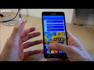 Samsung Note 4: Recensione