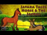 Jataka Tales - Short Stories For Children - Horse & The Jackal - Animated Cartoons/Moral Tales