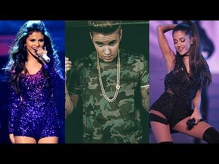 The Hottest Young Pop Stars Of This Generation- Justin Bieber, Selena Gomez, Ariana Grande And More