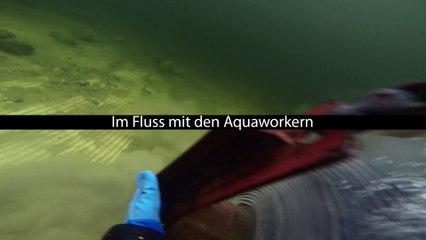 Im Fluss mit den Aquaworkern