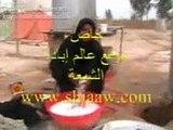 من جرائم السنة تجاه الشيعة في العراق تهجير العوائل وقتلهم